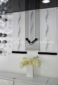 küche bad gardinen liliya gardinen modern gardinen