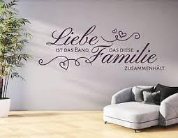 details zu wandtattoo wohnzimmer wandtatoo spruch liebe ist das band das diese familie pm74