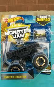100 Hot Wheels Monster Jam Trucks List HOT WHEELS MONSTER JAM BLACK OUT BLACK GOLD SUPER TREASURE HUNT