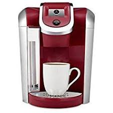 Keurig K425 20 Brewing System Vintage Red