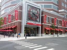 RU Barnes & Noble Opens in New Building National Car Rental