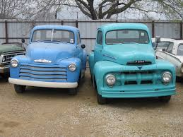 Chevy Vs Ford - Wilson's Auto Restoration Blog - Wilson's Auto ...