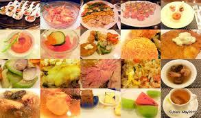 buffet cuisine 馥 50 二訪 台北馥敦飯店南京館日安西餐廳 菜色多樣的美味自助餐料理