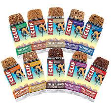 Crunchy Peanut Butter Clif Bar Review