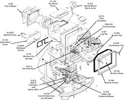 Exploded View Diagram Controller Burner