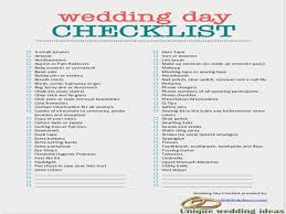 Best Planning A Wedding Checklist Photography