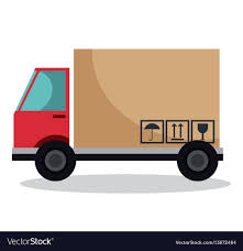 100 Icon Truck Delivery Service Icon Royalty Free Vector Image
