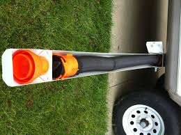 DIY RV Sewer Hose Storage