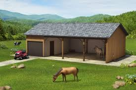 How To Build A Pole Shed Free Plans by Custom Building Package Kits Pole Barns