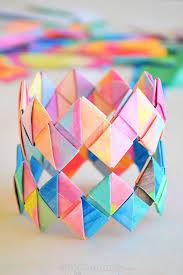 Image Picklebums DIY Paper Bracelets