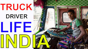 100 The Life Of A Truck Driver Of Indian Drivers Muslim India YouTube