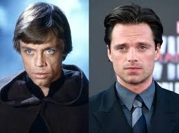 Mark Hamill Star Wars Sebastian Stan