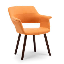 Details About Mid-Century Accent Chair Modern Style Padded Armrest High  Back Wooden Leg Orange Merax Orange High Back Gaming Chair With Lumbar Support And Headrest Cougar Armor S Luxury Breathable Premium Pvc Leather Bodyembracing Design Mid Century Modern Highback Lounge Revive Modern In Highback Swivel Black With Racing Style Ergonomic Office Desk By Morndepo Xl Executive Ribbed Pu Computer Gothic Inspired Velvet Throne Task Global Ding Chairs Upholstered Angelic Vini Furntech Gromalla Mesh Akracing Nitro Robus High Back From Stylex Architonic Video Bucket Seat Footrest Padding