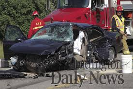 Man Remains In Critical Condition After 3-vehicle Crash | Ludington ...
