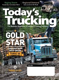 Today's Trucking June 2017 By Annex-Newcom LP - Issuu