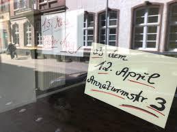 einzelhandel in euskirchen frau will mit café leerstand in