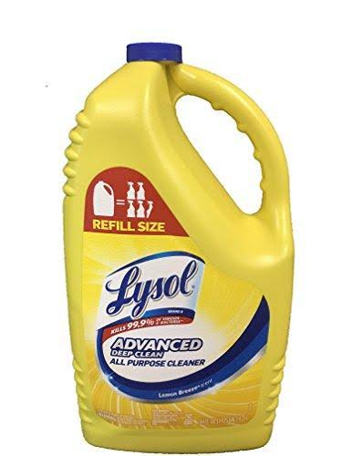 Lysol All Purpose Advanced Cleaner, Lemon Breeze
