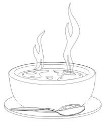 bowl of soup drawing Google Search porogative