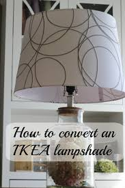 Spider Fitter Lamp Shade Target by Making An Ikea Lampshade Fit A Normal Lamp Momcrieff