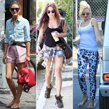 Olivia Vanessa Gwen And More Celebs To Inspire Your Casual Summer Style