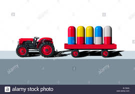100 Toy Farm Trucks And Trailers Pill Farming Or Pharming Toy Tractor And Trailer