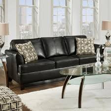 Brown Leather Sofa Living Room Ideas by Furniture Interesting White Ikea Leather Sofa With Colorful