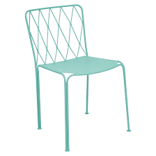Fermob French Bistro Chairs by Kintbury Chair Metal Chair Outdoor Furniture
