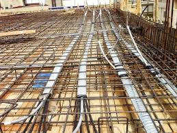 Ground Floor Casting Means by What Is The Difference Between Normal Slab And Post Tensioned Slab