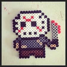 Halloween Perler Bead Templates by 2246 Best Perler Beads Images On Pinterest Hama Beads Carpets
