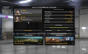 Established Company Profile V1.1 • ATS Mods | American Truck ... American Truck Simulator Gold Edition Steam Cd Key Fr Pc Mac Und Skin Sword Art Online For Truck Iveco Euro 2 Europort Traffic Jam In Multiplayer Alpha Review Polygon How To Play Online Ets Multiplayer Idiots On The Road Pt 50 Youtube Ets2mp December 2015 Winter Mod Police Car Video 100 Refund And No Limit Pl Mods