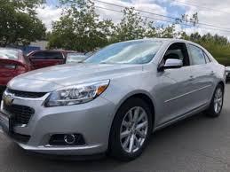 Used Chevrolet Cars For Sale Seattle WA | Tacoma | Fife