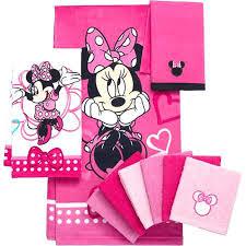 Mickey Minnie Bathroom Decor by Very Minnie Mouse Bathroom Set U2013 Elpro Me