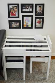 Ashlyn Thia: IKEA Hack: 10 Ways To DIY Makeover IKEA LATT ... Ikea Mammut Kids Table And Chairs Mammut 2 Sells For 35 Origin Kritter Kids Table Chairs Fniture Tables Two High Quality Childrens Your Pixy Home 18 Diy Latt And Hacks Shelterness Set Of Sticker Designs Ikea Hackery Ikea