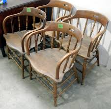 Captains Chairs Dining Room by Antique Captains Chairs