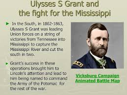Major Battles Of The Civil War 2 Ulysses S Grant And Fight