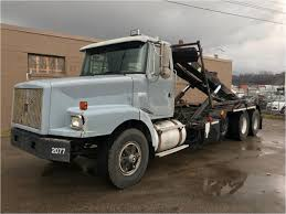 1998 VOLVO WG64 Roll Off Truck For Sale Auction Or Lease Cleveland ... Used 1994 Mack Rolloff Truck For Sale In Al 2635 Kenworth Garbage Trucks In Tennessee For Sale Used On Equipment For Peterbilt Trucks Rolloff Equipmenttradercom Fort Fabrication Aluma Agco Autocar Dealership In Surrey 1999 Peterbilt Tandem Axle Truck Sale By Arthur Trovei 93 Rolloff New 2019 Intertional Hx Ny 1028