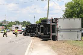Another Semi Truck Overturns In North Century Boulevard Curve ... Gleeman Truck Parts Trucks Wrecking Dovell Williams Commercial Sales Service Fancing Fleet Homepage Home I20 Frontier C7 Caterpillar Engines New Used Tom Nehl Company Tomnehltrucks Twitter Ford Dealer Pensacola Fl World Offers North Miami Beach Prestige Imports Welcome To Gator Chevrolet In Jasper Lake Park Ga Madison