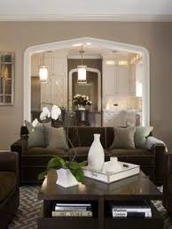 Brown Living Room Decorations by Best 25 Brown Couch Decor Ideas On Pinterest Brown Decor