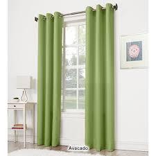 Boscovs Blackout Curtains by Montego Woven Grommet Panel Boscov U0027s
