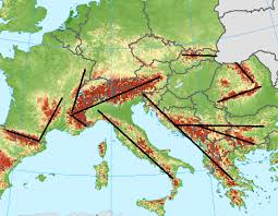 mountain ranges of europe europe mountain ranges simple news and times
