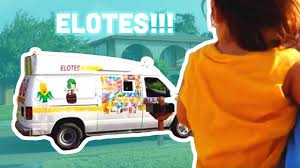 Mexican Ice Cream Truck... - YouTube