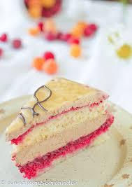 german marzipan hazelnut cake