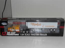 100 Diecast Promotions Trucks DCP 1 64 Kenworth W900 Monfort Semi 31806 Truck Tractor On PopScreen