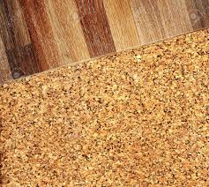 New Oak Parquet Cork Flooring Texture Stock Photo Picture And
