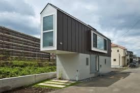 100 Narrow House Designs Living Slim Design In Japan MotherNature