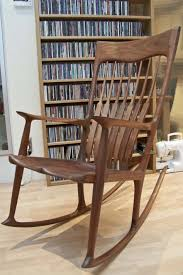Sam Maloof Rocking Chair Class by Rocking Chairs And Woodwork On Pinterest Sam Maloof Chair 0 Plans