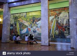 Diego Rivera Rockefeller Mural by Diego Rivera Mural At The Bellas Artes Museum Mexico City Mexico