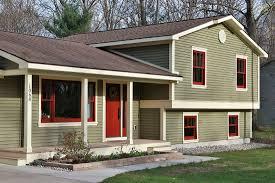 100 Split Level Curb Appeal Unsurpassed Tri House Transformation KA Construction