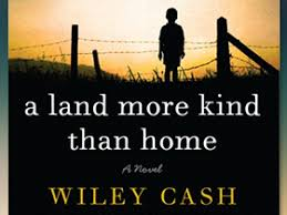 Spokane Is Reading A Land More Kind Than Home by Wiley Cash