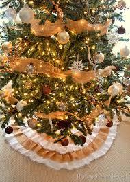 Hobby Lobby Burlap Christmas Tree Skirt by O Christmas Tree O Christmas Tree U2026 U201d